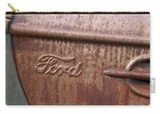Ford Name Plate Carry-all Pouch