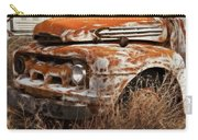 Ford Old School Bus Carry-all Pouch