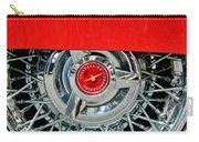 Ford Thunderbird Wheel Emblem Carry-all Pouch