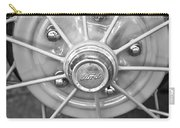 Ford Wheel Emblem -354bw Carry-all Pouch