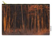 Forest At Sunset Carry-all Pouch