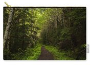 Forest Beckons Carry-all Pouch