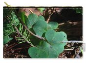 Forest Clover Carry-all Pouch