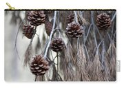 forest decoration - A pine tree give us a natural autumn decoration  Carry-all Pouch