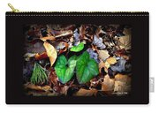 Forest Flora Carry-all Pouch