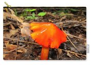 Forest Fungi Flare Carry-all Pouch