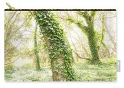 Forest Glow - The Magical Trees Of The Los Osos Oak Reserve Carry-all Pouch
