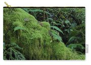 Forest Greenery Carry-all Pouch