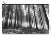 Forest In The Mist Carry-all Pouch