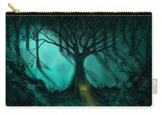 Forest Light Ethereal Fantasy Landscape  Carry-all Pouch