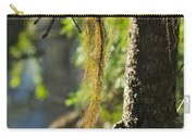 Forest Moss Carry-all Pouch