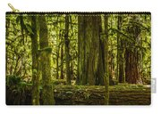 Forest Of Cathedral Grove Collection 3 Carry-all Pouch