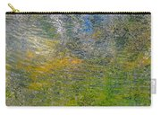 Forest Reflection Carry-all Pouch by Roxy Hurtubise