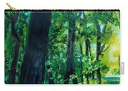 Forest Scene 1 Carry-all Pouch