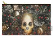 Forest Skull Pop Art Carry-all Pouch