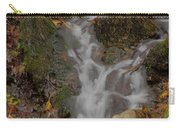 Forest Stream Cascade Carry-all Pouch
