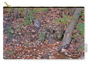 Forest Trickle Carry-all Pouch