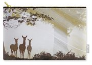 Forest Trio Carry-all Pouch