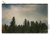 Forest Under The Rainbow Carry-all Pouch