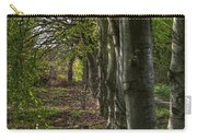 Forest Walk Hdr Carry-all Pouch