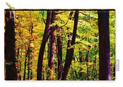 Forest Waves Carry-all Pouch