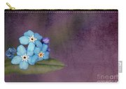 Forget Me Not 02 - S0304bt02b Carry-all Pouch