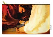 Forgiven Carry-all Pouch by Jennifer Page