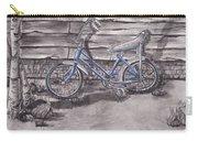 Forgotten Banana Seat Bike Carry-all Pouch