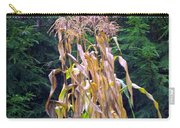 Forgotten Corn Stalks Carry-all Pouch