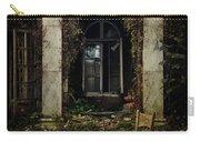 Forgotten Courtyard Carry-all Pouch