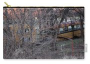 Forgotten Schoolbus Illinois Bend North Texas Carry-all Pouch