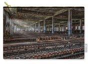 Forgotten Silk Mill Carry-all Pouch
