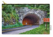 Fork Mountain Tunnel Carry-all Pouch