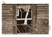Forlorn Window Carry-all Pouch