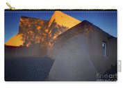 Form And Shadow--san Francisco De Asis - Color Carry-all Pouch