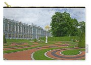 Formal Garden In Front Of The Palace Carry-all Pouch