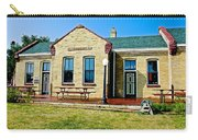 Former Rock Island Line Railroad Depot In Pipestone-minnesota Carry-all Pouch