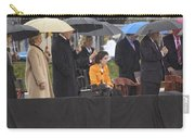 Former Us President Bill Clinton Carry-all Pouch