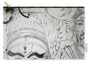 Cochin Graffiti Carry-all Pouch