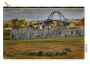Fort Crown Point At Lake Champlain Carry-all Pouch