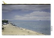 Fort Gratiot Light House Beach Carry-all Pouch