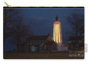 Fort Gratiot Lighthouse And Buildings Carry-all Pouch