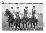 Fort Hamilton Polo Team Carry-all Pouch