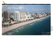 Fort Lauderdale Beach Carry-all Pouch