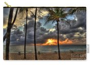 Fort Lauderdale Beach Florida - Sunrise Carry-all Pouch