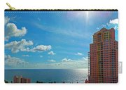 Fort Lauderdale Ocean View Carry-all Pouch