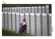 Fort Leavenworth National Cemetery Carry-all Pouch