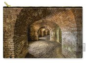 Fort Macomb Arches Vertical Carry-all Pouch by David Morefield