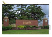 Fort Monroe Main Gate Carry-all Pouch