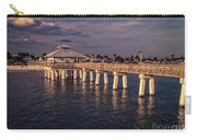 Fort Myers Beach Fishing Pier Carry-all Pouch